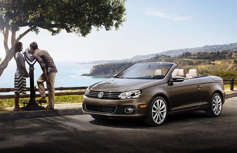 2016 Volkswagen Eos Vw Dealer Akron Oh Volkswagen Of