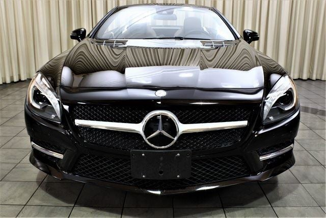 2014 mercedes benz sl class 2dr roadster sl 550 in akron oh